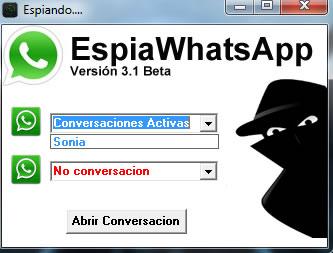 Espía las conversaciones de Messenger activas en tu red local